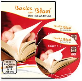DVD: Basics der Bibel - Dem Text auf der Spur